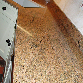 Multicolour Red granite - granitecraft shropshire